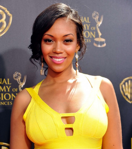 Mishael Morgan husband