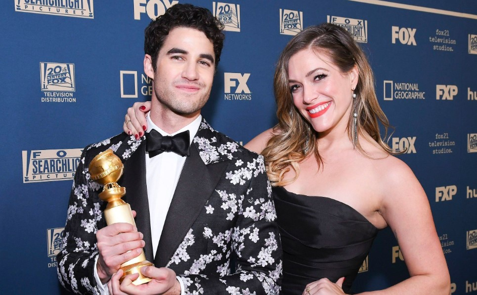 Darren Criss Married