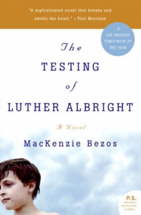MacKenzie Scott book