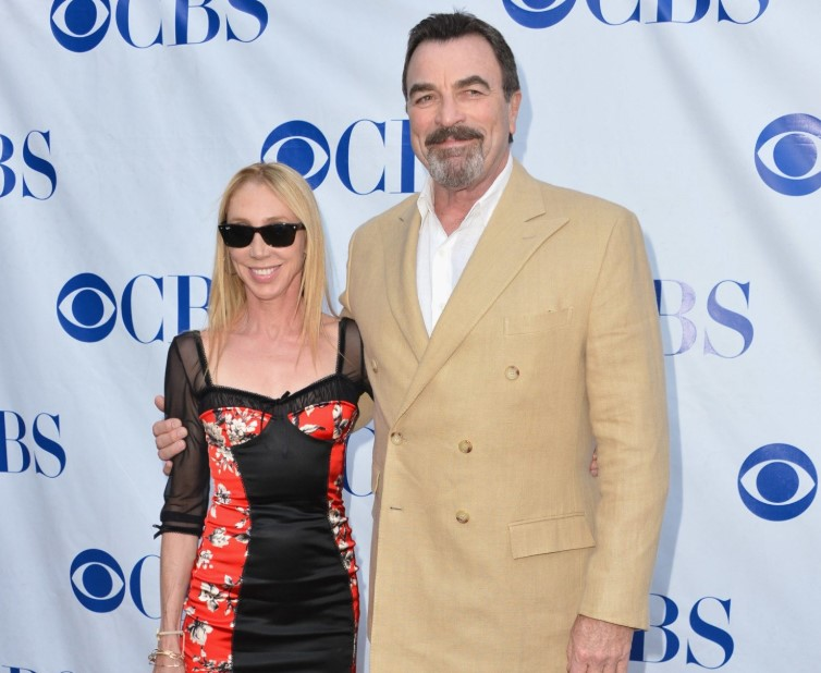 Tom Selleck married