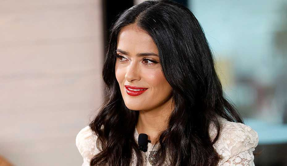 Salma Hayek Career