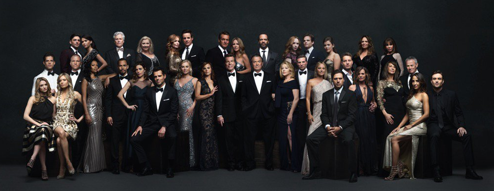 Hello,lovelies! Finally, our new opening titles will begin tomorrow! Here's a preview! #YR