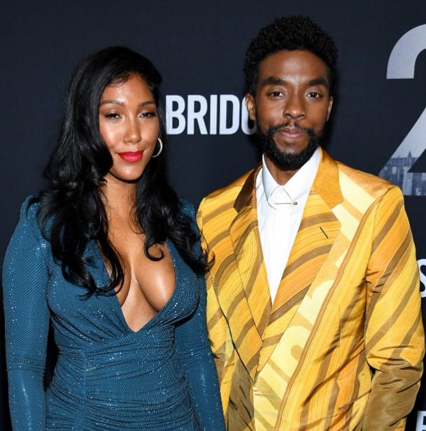 Chadwick Boseman spouse