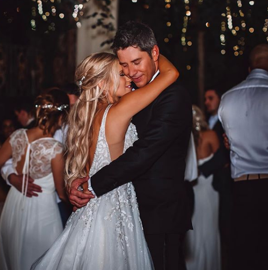 Arie and Lauren Burnham