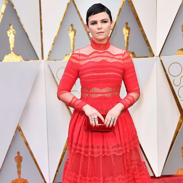 Ginnifer Goodwin Attend 89th Awards