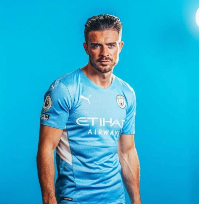 Jack Grealish Manchester City