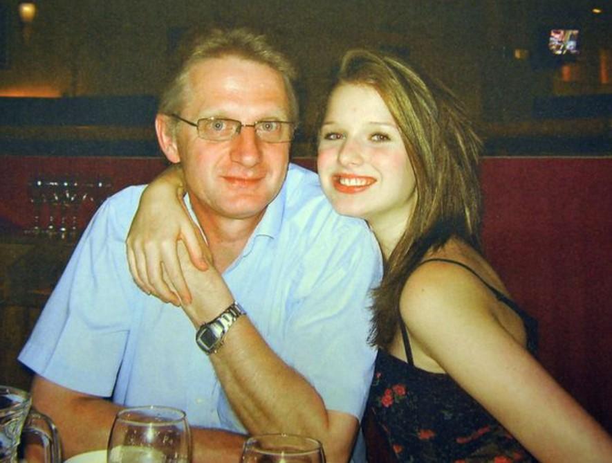 Helen Flanagan father