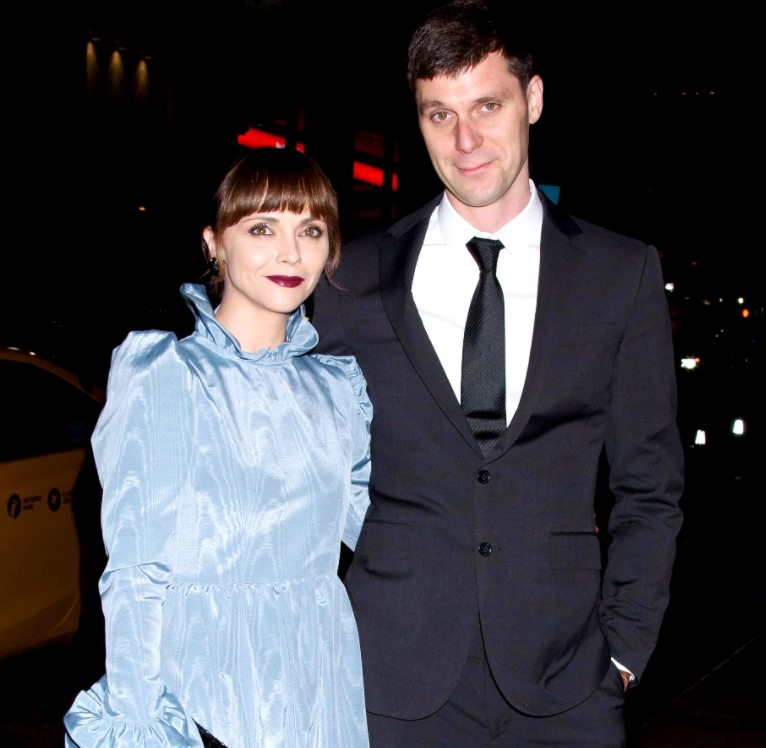 Christina Ricci husband