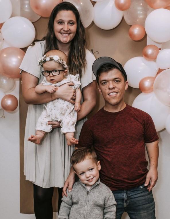 Zach Roloff family