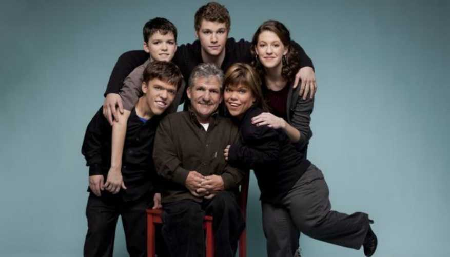 Amy Roloff Family