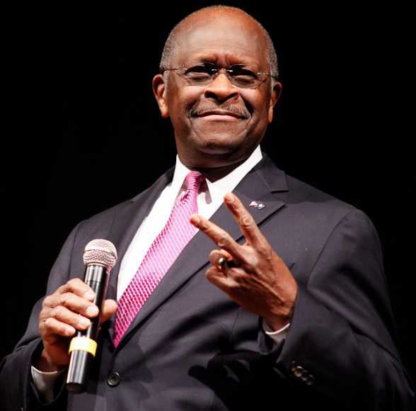 Herman Cain announces his retirement from radio | NEWS102 ...  |Herman Cain