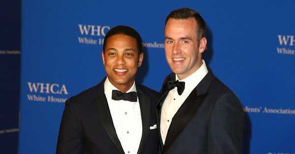 Don lemon and Tim Malone engaged