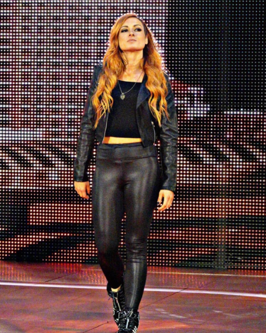Becky Lynch Measurements