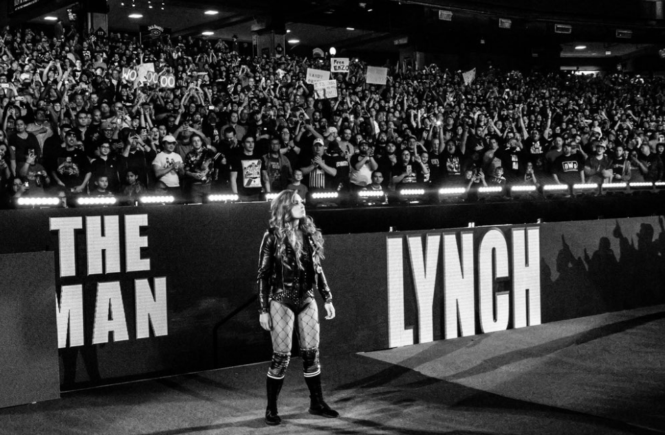 Becky Lynch WWE Career
