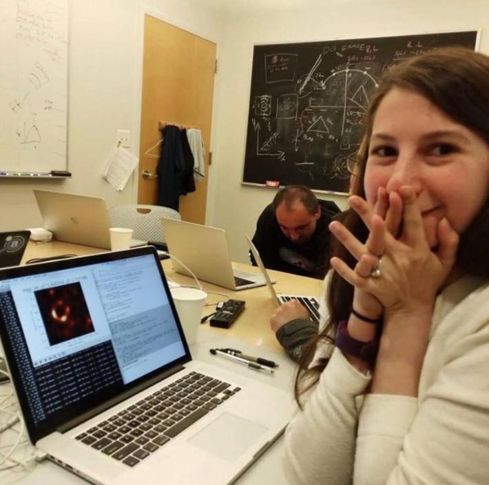 Katie Bouman Scientist