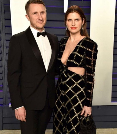 Lake Bell Date night with love ones