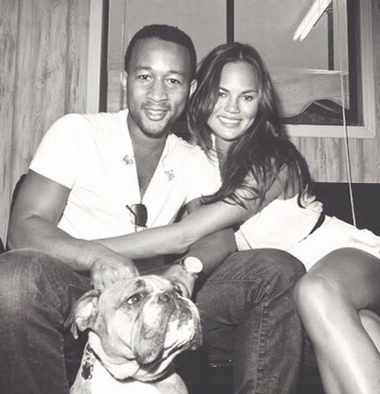 Chrissy Teigen and John Legend Love Story