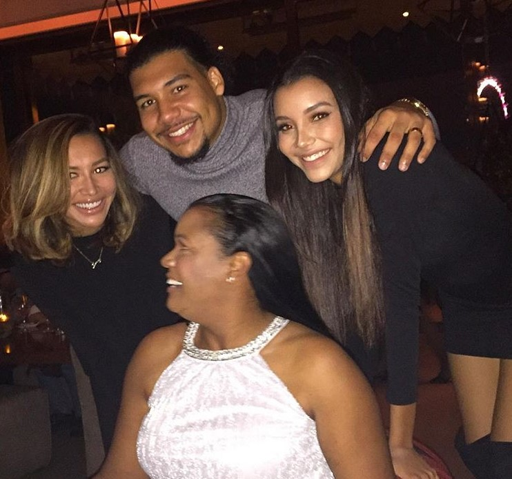 Naya Rivera siblings