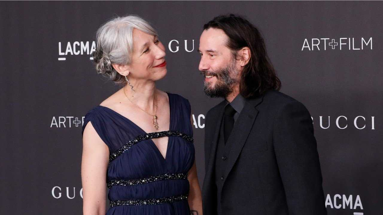 Keanu Reeves and Alexandra Grant are dating