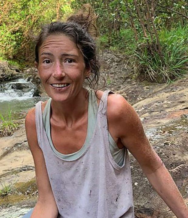 Rescued Hiker Amanda Eller