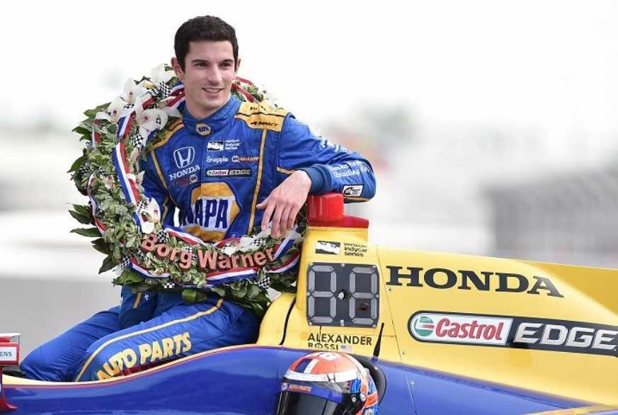 Alexander Rossi Net Worth