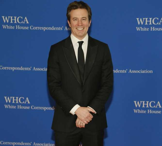 Jeff Glor Career