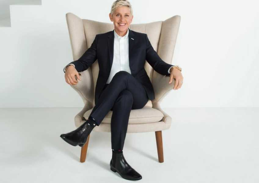 Ellen DeGeneres Ellen
