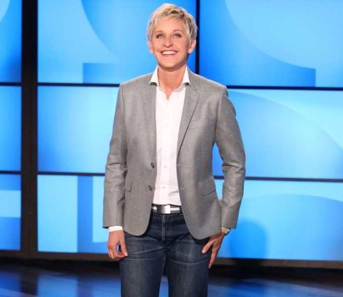 Ellen DeGeneres Career