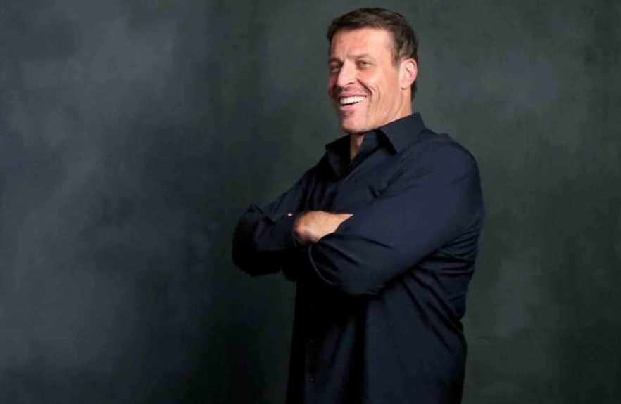Tony Robbins Anthony Jay