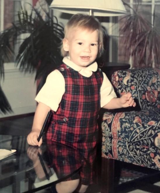 Austen Kroll young