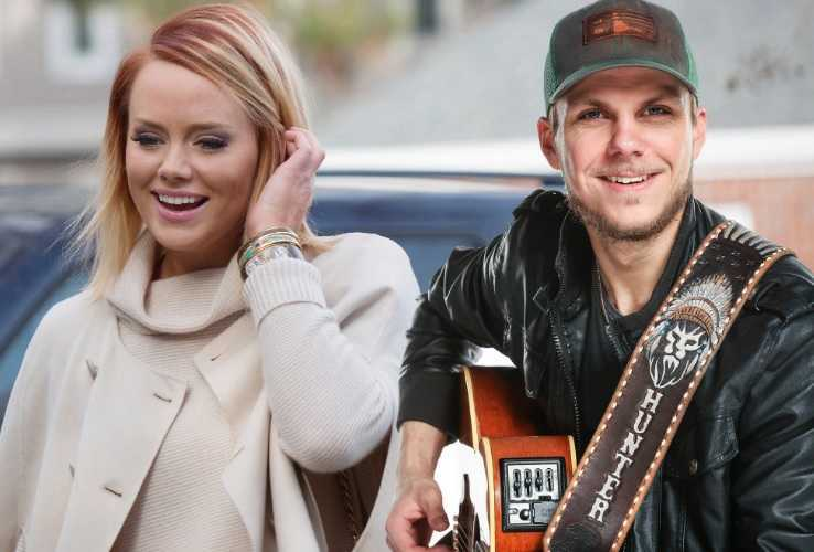 Kathryn Dennis and Hunter Price