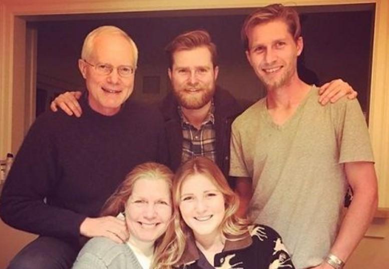 Karl Cook family