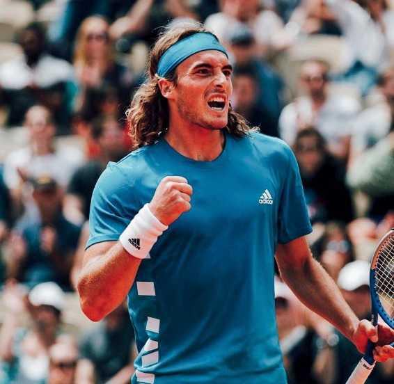 Stefanos Tsitsipas Bio Tsitsipas Net Worth Wife Tennis Wawrinka French Open French Open 2019 Zverev Federer Ranking Age Height Wiki Gossip Gist