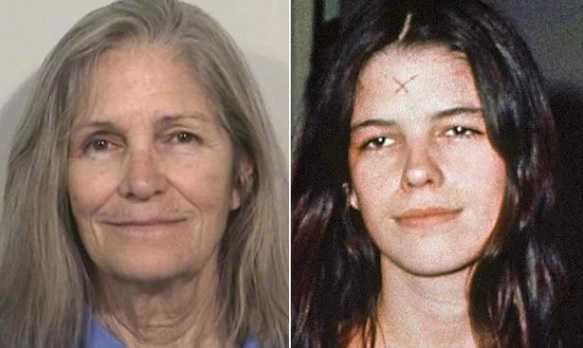 Leslie Van Houten Sentence