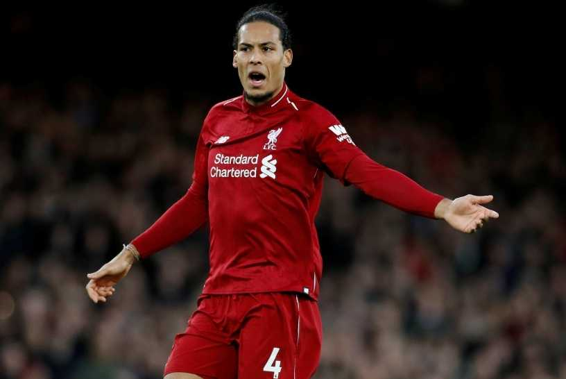 Van Dijk Contract