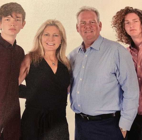 Todd Tongen Family