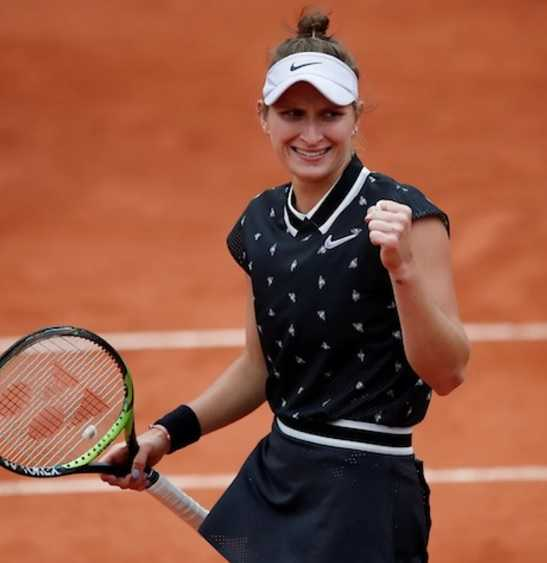 Marketa Vondrousova TItles