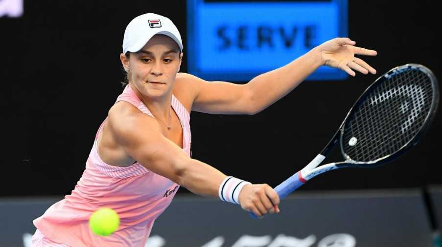 Ashleigh Barty Height