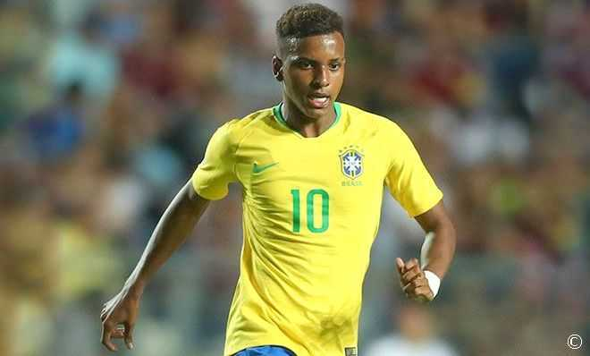 Rodrygo Titles