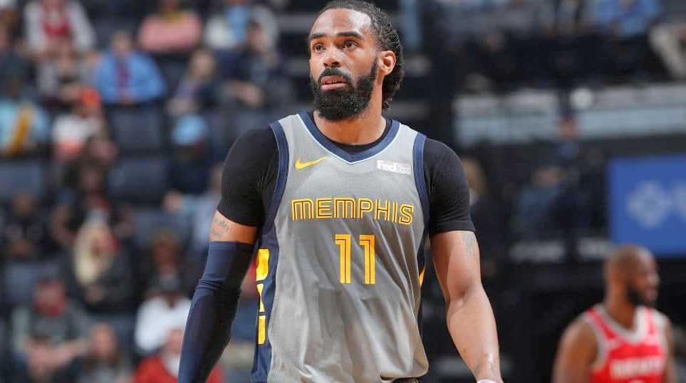 mike conley Stats