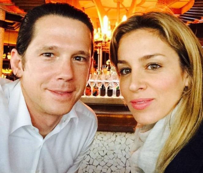 Alejandra Silva Married