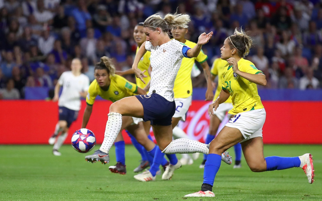 Amandine Henry  2019  FIFA  Women's World Cup