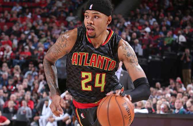 Kent Bazemore NBA