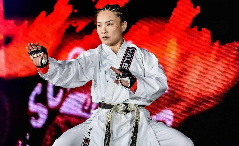 Mei Yamaguchi Wins