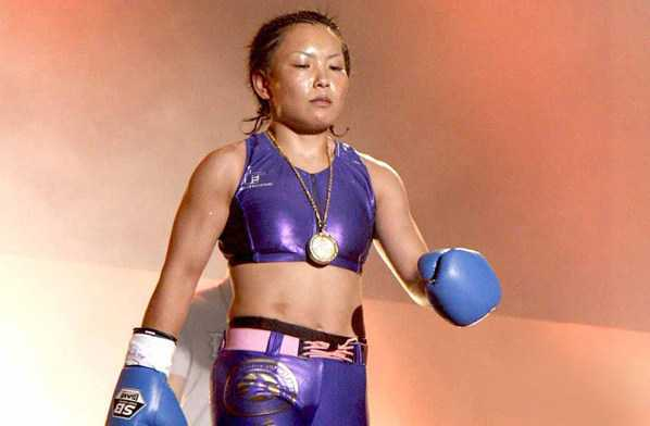 Mei Yamaguchi Weight