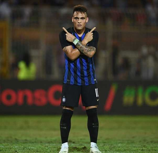 Lautaro Martinez Height