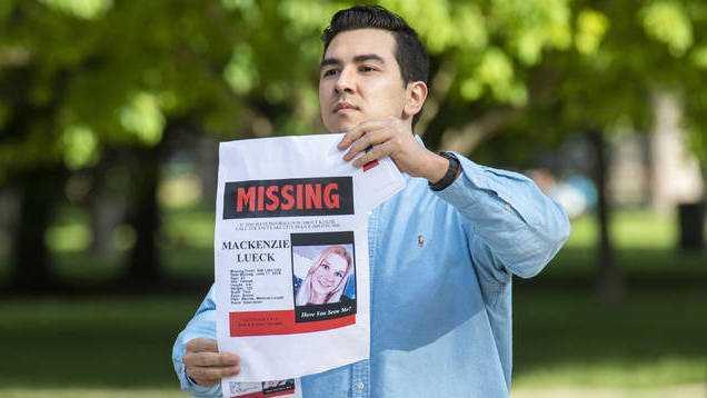 Mackenzie Lueck Missing