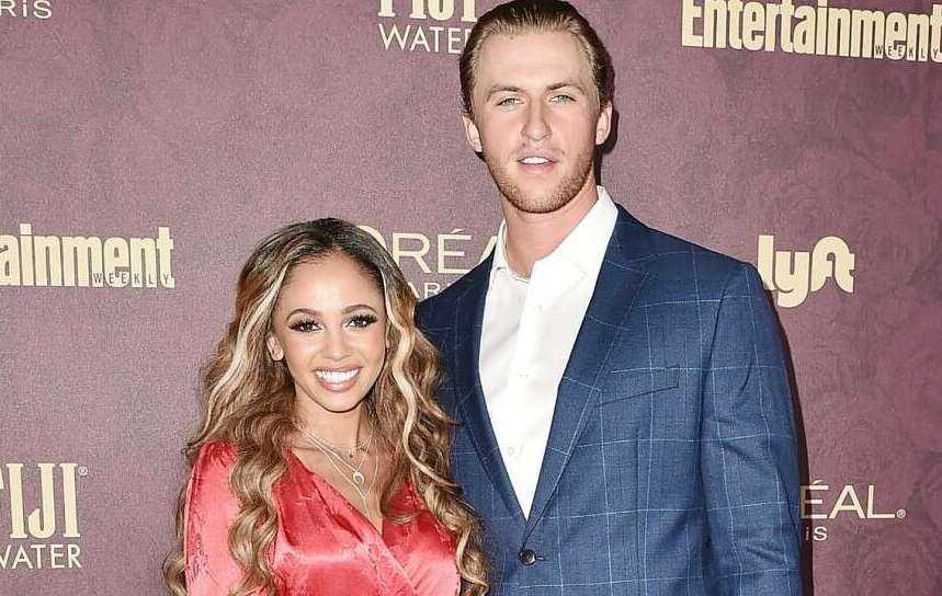 Vanessa Morgan Husband