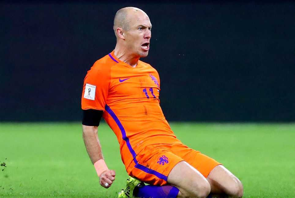 Arjen Robben Country