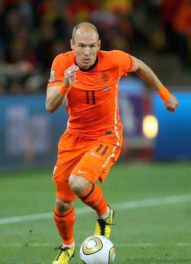Arjen Robben Club